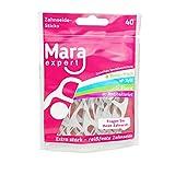 Dientes dientes con limpieza seda de baquetas de Mara Expert | 6x 48Dental Sticks | lengua dientes, limpieza seda encerada y palillo de dientes en un...