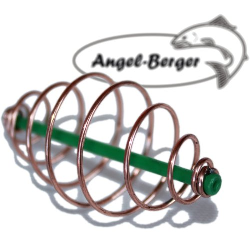 Angel Berger Futterkorb Feederkorb 40g
