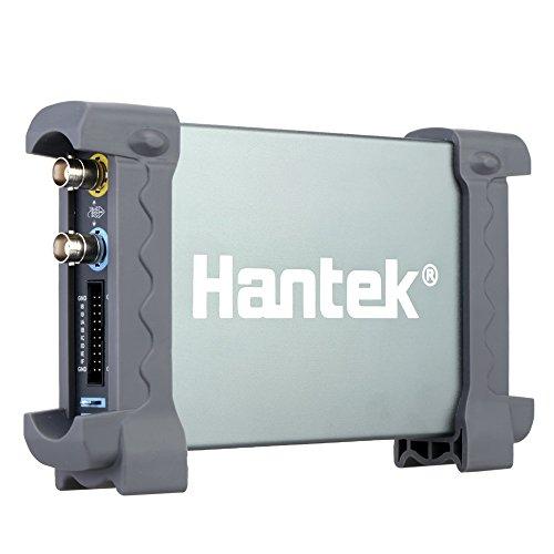 Hantek 6022BL USB Oscilloscopio Stoccaggio Digitale Basato su PC Generatore Analizzatore di Logica Larghezza di Banda 20MHz 16CH 48MSa/s