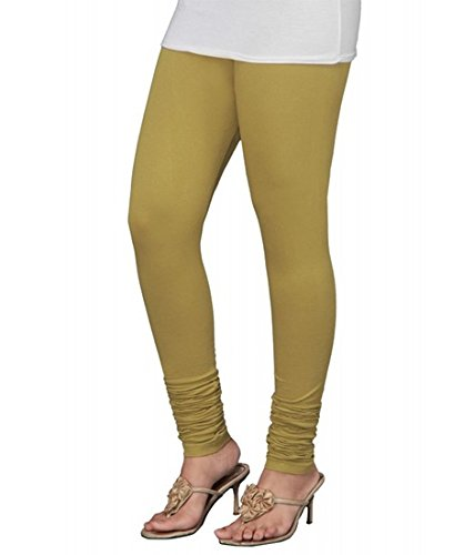 Lux Lyra Women\'s Churidar Leggings - Rich Gold