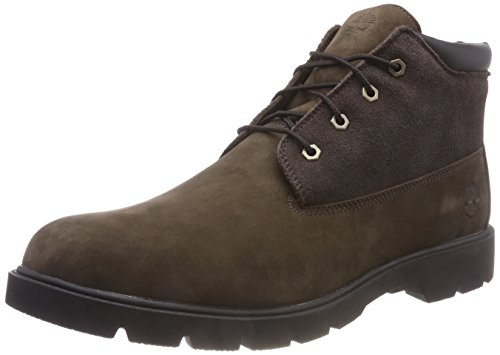 Timberland Herren 6 In Basic Chukka Boots, Rot (Red Briar Nubuck with Suede D54), 41.5 EU Boot Briar