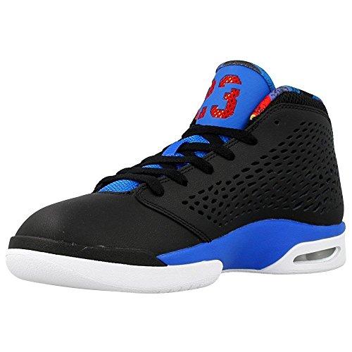 Nike Jordan Flight 2015, Scarpe sportive, Uomo Nero / Rosso / Bianco (Black/Gym Red-Soar-White)