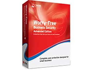 Trend Micro Logiciel Worry-Free Business Security Advanced 9