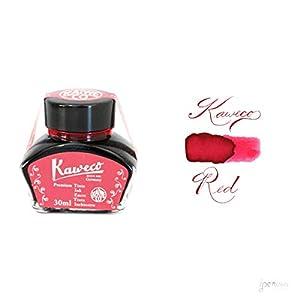 Kaweco Tintenglas Ruby Red 30 ml