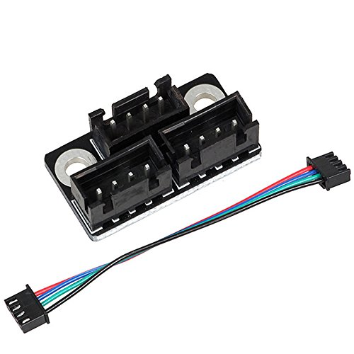 Espeedy 3D-Drucker Motor Parallelmodul Externe Hochleistungsschaltung für Doppel-Z-Motoren