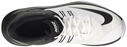 Nike Air Versitile II, Chaussures de Basketball Homme Blanc Cassé (Whiteblack)