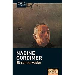 El conservador (Nadine Gordimer) Premio Booker 1974