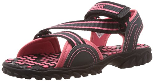 Reebok Women's Active Gear Lp Gravel and Pink Water Sandals and Floters- 6 UK