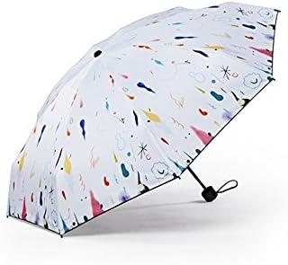 Elegante Elegante Elegante individualità anti-UV graffiti stampa ombrellone ombrellone pieghevole viaggio antivento impermeabile ombrello dono creativo,B Five-Folded B07216DTWW Parent | Shop  | Resistenza Forte Da Calore E Resistente  | Diversi stili e stili  | O 060919