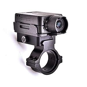 RunCam2 Airsoft Version Sportkamera 1080P Zoom Kamera für Airsoft Schwarz