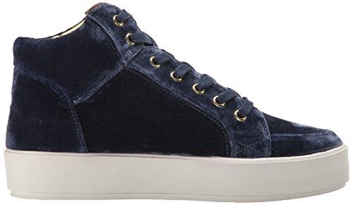 Nine West Verona Fabric Fashion Sneaker Navy