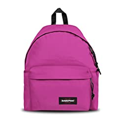 Idea Regalo - Eastpak PADDED PAK'R Zainetto per bambini, 40 cm, 24 liters, Rosa (Tropical Pink)
