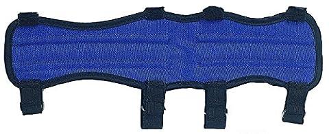 New Cartel Bogenschießen Armschutz Hunter 201 Recurve Compound Bow (blau) (Hunter Bow)