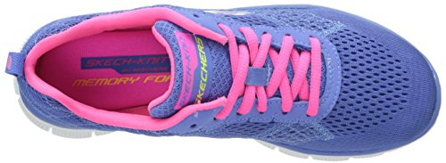 Skechers Flex Appeal-Obvious Choice, Chaussures Femme violet (PWPK)