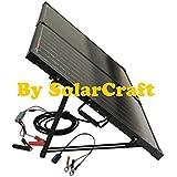 Boitier énergétique Smart 2x100 Watt photovoltaïque Camping Onduleur électricité