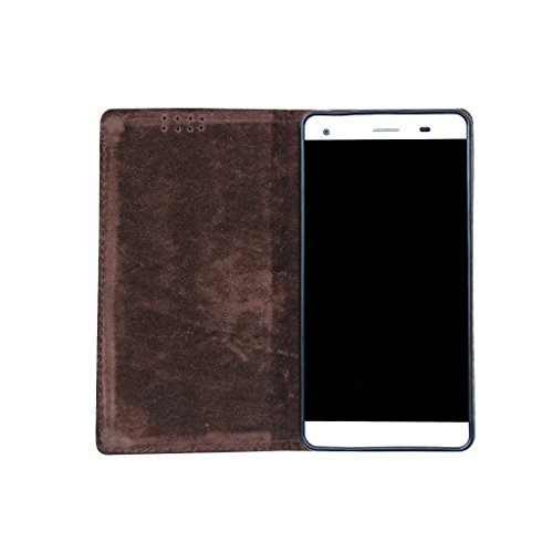DING DONG PU Leather Royal Flip Cover For Nokia Lumia 820