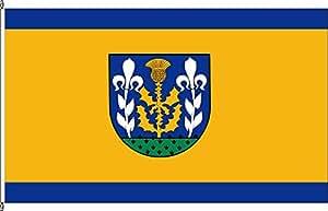 Flagge Fahne Hochformatflagge Disternich - 120 x 300cm