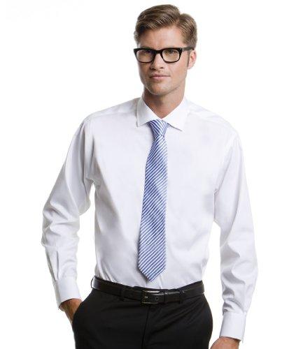 Kustom kit a maniche lunghe, Superior Oxford camicia White