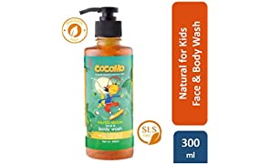 Cocomo Earth Shine Face and Body Wash, 300ml