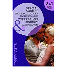 (SPECIAL AGENT'S PERFECT COVER/ COPPER LAKE SECRETS) BY [PAPPANO, MARILYN](AUTHOR)PAPERBACK