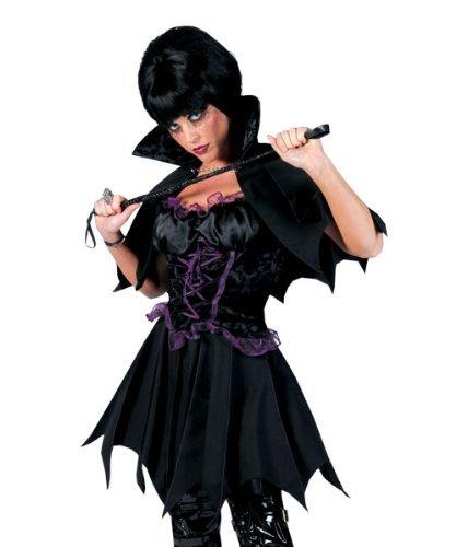 Kostüm Batwoman Größe 40/42 Damen / Fledermauskostüm Fledermaus -