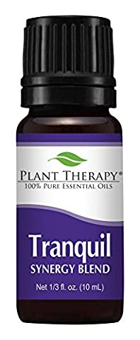 Tranquil Synergy Essential Oil Blend. 10 ml. 100% Pure, Undiluted,
