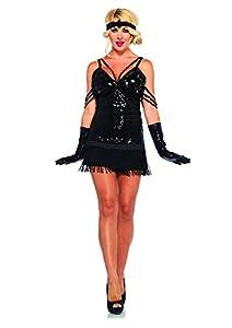Leg Avenue - Disfraz para niña a Partir de 15 años, Talla L (8521603001)
