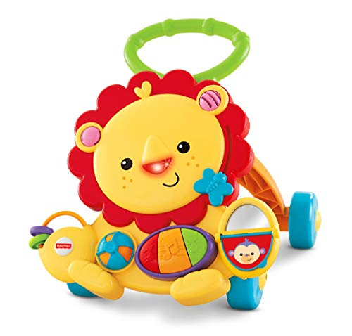 Fisher-Price - León Andador Musical Mattel Y9854