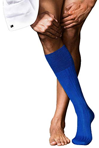 Cashmere Herren-socken (FALKE Herren No. 2 Finest Cashmere Socken, Olympic, 43-44)