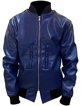 Gen1 Leather - Chaqueta - chaqueta guateada - para hombre
