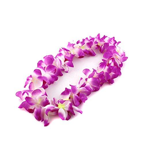 ROSENICE-Lei-de-Playa-Collar-Hawaiano-para-El-Tema-del-Partido-de-La-Playa