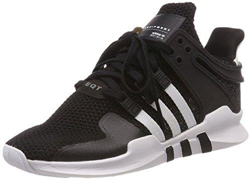 adidas Damen EQT Support ADV W Fitnessschuhe Schwarz (Negbás/Ftwbla/Gritre 000) 37 1/3 EU