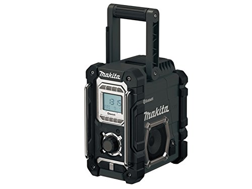 The Makita DMR106B Jobsite Radio with Bluetooth and USB Charger is perfect to use on the jobsite owing to its durability. This isn't something you need to babysit, but rather a device you can toss into a large toolbox at the end of the day.