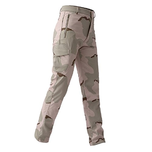 VADOOLL Velour Hose Warm Herren Cargo Pants Freizeit Hose Baumwolle Sport