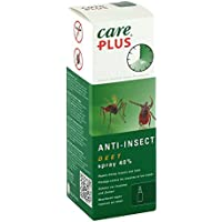 Care Plus Deet Anti Insect Spray 40% 60 ml preisvergleich bei billige-tabletten.eu