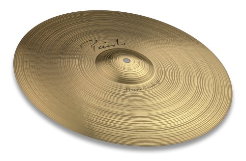 PAISTE SIGNATURE 16 POWER · PLATO CRASH