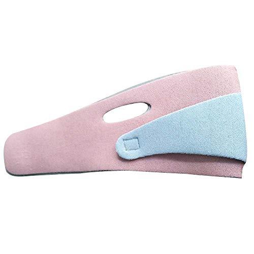 8771489a860e7 RoadRoma Face Slimming Mask Face-Lift Shaping Cheek Mask V Face Bandage  Belt Strap Purple