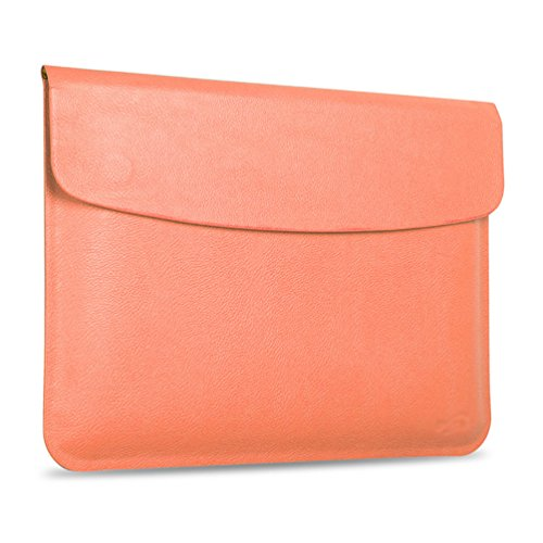 YiJee MacBook Air / Pro Laptop Hülle Notebook Tasche Schutzhülle Aktentasche 12 Zoll Orange