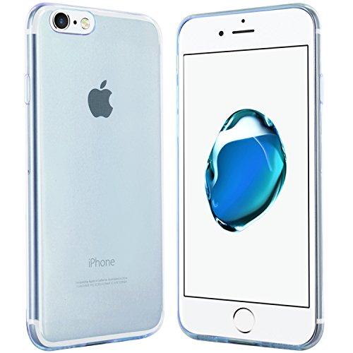 iPhone 7 / iPhone 8 Hülle in Schwarz - moodie Silikonhülle Case Cover Schutzhülle für Apple iPhone 7 und iPhone 8 Blau