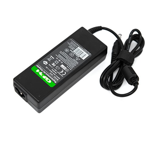 GPH® Alimentatore AC Adapter per Notebook Carica Batterie per Samsung R519NP-SA11NP-SA1B NP-SE11AD-9019S R 70ad 9019S E152E172E251E252E272E2710455A1990R45R50R55T10V20x20M60NP-R40NP-R55Q45, Samsung NP r41.r45.r45(Pro) .r50(Aura) NP r522.r525.r530NP-R525NP-R730(Aura) NP RV510.RV511.rv512.RV515NP-SE20(Aura).SE30.SE31SE31X420NP., Samsung np700z5a-s01us NP200B5B Q 30Q40Q70R525R540NP-SE20-JS01NP-E372NP m730.n230(Storm).NC110NP-NC10NP-Q1/Q1/Q1Ultra (Pro)/Q1019V 90W, Samsung NP-R60NP-P460