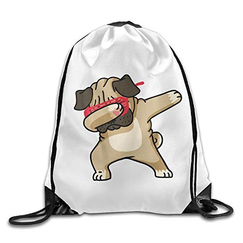 Animals Like Man Drawstring Backpack Rucksack Shoulder Bags Training Gym Sack For Man And Women