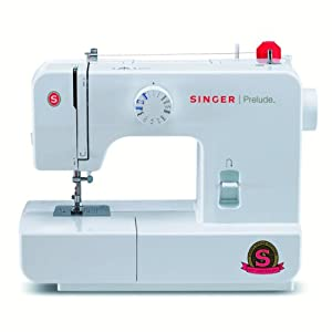Singer Prelude - Máquina de coser (13 puntadas utilitarias y decorativas) de Singer
