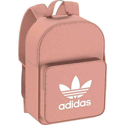 adidas BP CLAS Trefoil, Zaino Unisex-Adulto, Rosa (Rospol), 24x36x45 Centimeters (W x H x L)