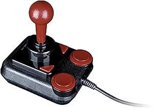 Speedlink Competition Pro USB Sports Tournament Edition Joystick (Stick mit Metallfeder, California Games/Summer Games/Winter Games)