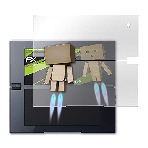 pellicola tablet atFoliX Protettore Schermo Compatibile con Sony Tablet P Pellicola a Specchio