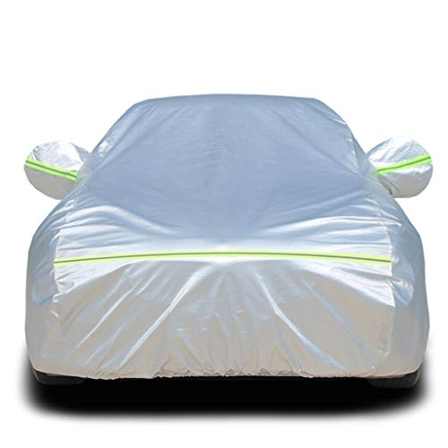 WYDM Dongfeng Citroen C4L Sega Sedan C5 Elysee C2 C3-XR Car Clothes Rain Cover Sunscreen (Size: C3-XR)