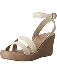 crocs Women's Leigh Fashion Sandals
