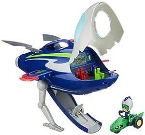 Simba 109402369 PJ Masks Super Moon - Juego de Cohetes