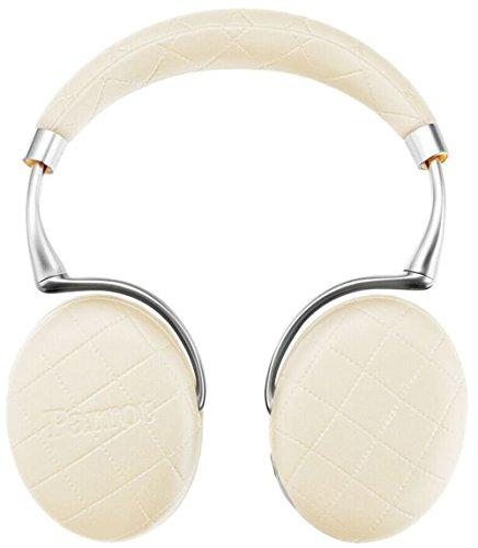 Parrot Zik 3 Cuffie Bluetooth, Trapuntato, Avorio