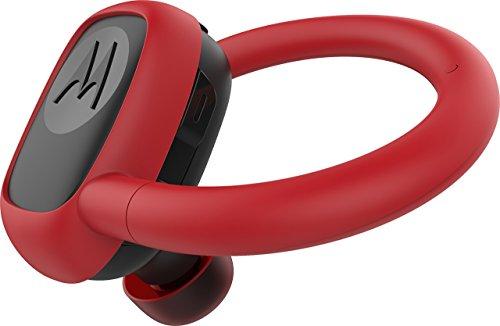 Motorola Stream Sport Bluetooth Kopfhörer | IP54 True Wireless Headset | In Ear Kopfhörer | Alexa, Siri und Google Now kompatibel (Headset Bluetooth Motorola)